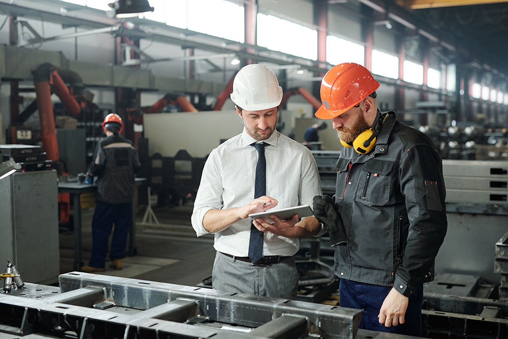 Expert in IT Solutions for Manufacturing
